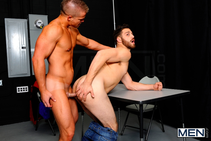 Undercover - Part 1 - Tommy Defendi - Liam Magnuson - Str8 To Gay - Photo #12