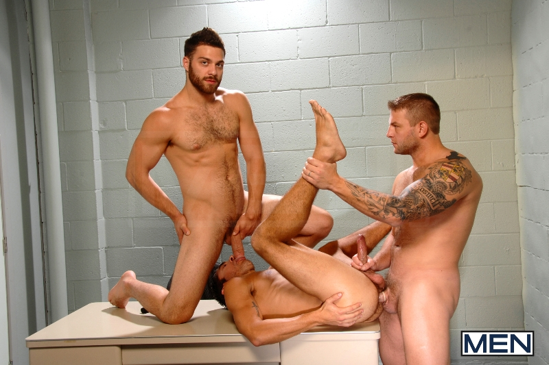 Undercover - Part 2 - Tommy Defendi - Dale Cooper - Colby Jansen - Str8 To Gay - Photo #14