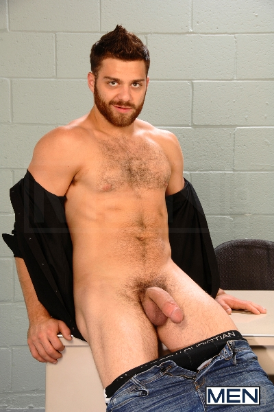 Undercover - Part 2 - Tommy Defendi - Dale Cooper - Colby Jansen - Str8 To Gay - Photo #4