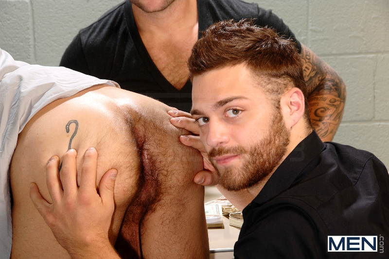 Undercover - Part 2 - Tommy Defendi - Dale Cooper - Colby Jansen - Str8 To Gay - Photo #8