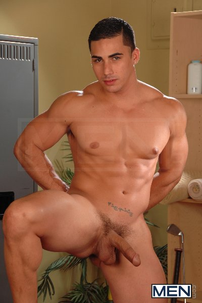 Lost Balls - Topher Di Maggio - Ryan Rockford - Str8 To Gay - Men of Gay Porn - Photo #4