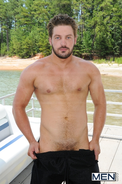 Skinny Dipping - Sebastian Young - Tommy Defendi - Jimmy Johnson - Andrew Blue - Brett Carter - Jizz Orgy - Photo #2