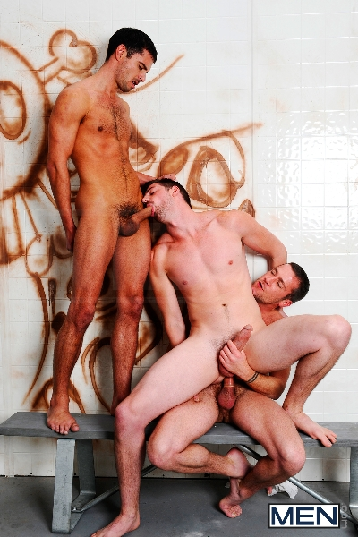 Tales Of The John - Part 2 - Trevor Knight - Andrew Stark - Donny Wright - Drill My Hole - Photo #15