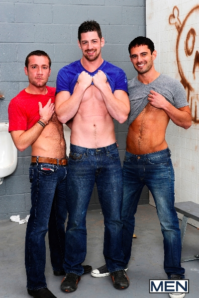 Tales Of The John - Part 2 - Trevor Knight - Andrew Stark - Donny Wright - Drill My Hole - Photo #5