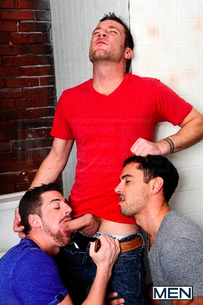 Tales Of The John - Part 2 - Trevor Knight - Andrew Stark - Donny Wright - Drill My Hole - Photo #9