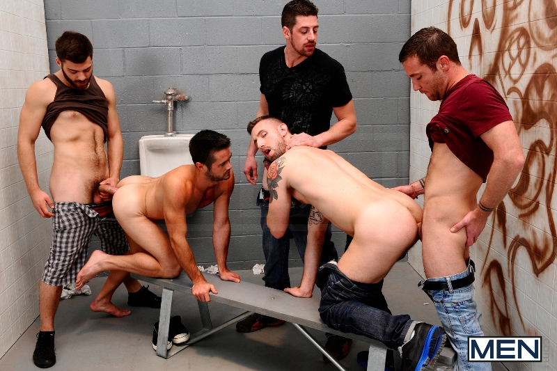 Tales Of The John - Part 3 - Trevor Knight - Tommy Defendi - Andrew Stark - Mike De Marko - Troy Daniels - Jizz Orgy - Photo #11