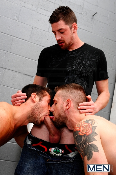 Tales Of The John - Part 3 - Trevor Knight - Tommy Defendi - Andrew Stark - Mike De Marko - Troy Daniels - Jizz Orgy - Photo #12
