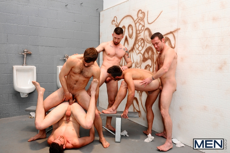 Tales Of The John - Part 3 - Trevor Knight - Tommy Defendi - Andrew Stark - Mike De Marko - Troy Daniels - Jizz Orgy - Photo #13