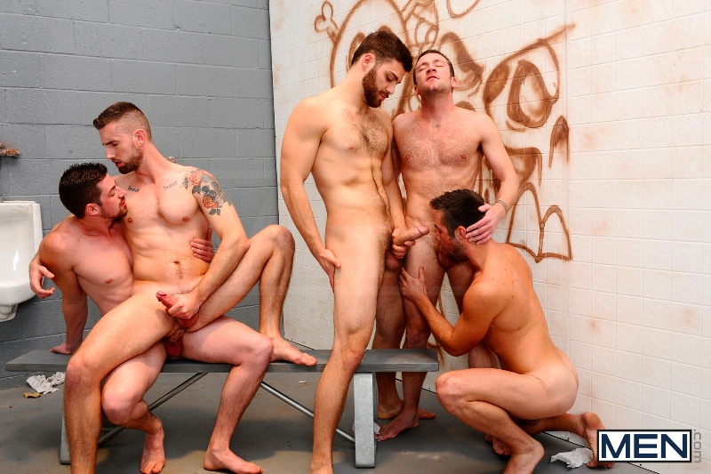 Tales Of The John - Part 3 - Trevor Knight - Tommy Defendi - Andrew Stark - Mike De Marko - Troy Daniels - Jizz Orgy - Photo #14