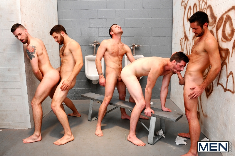 Tales Of The John - Part 3 - Trevor Knight - Tommy Defendi - Andrew Stark - Mike De Marko - Troy Daniels - Jizz Orgy - Photo #16