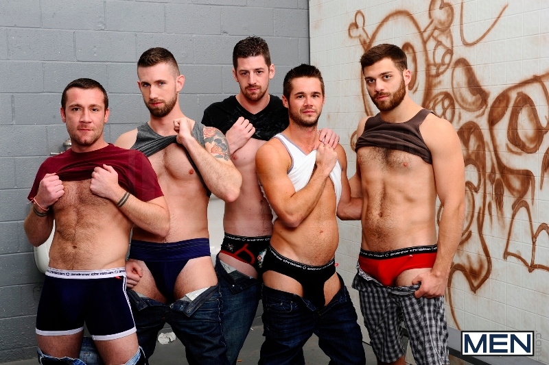 Tales Of The John - Part 3 - Trevor Knight - Tommy Defendi - Andrew Stark - Mike De Marko - Troy Daniels - Jizz Orgy - Photo #7