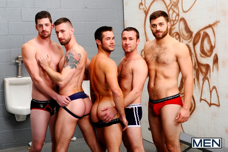 Tales Of The John - Part 3 - Trevor Knight - Tommy Defendi - Andrew Stark - Mike De Marko - Troy Daniels - Jizz Orgy - Photo #8