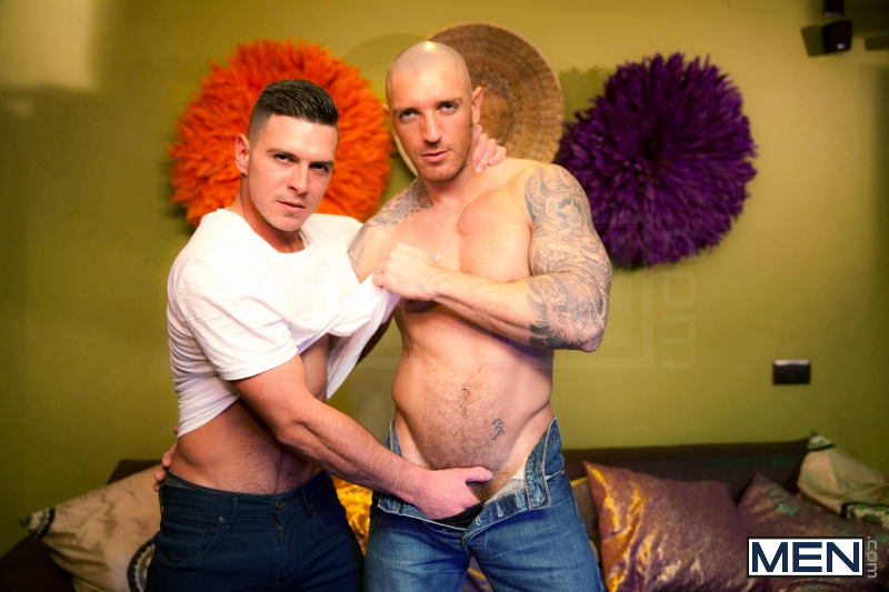 Porn Neighbor - Paddy O'Brian - Francesco D'Macho - UK - Photo #1