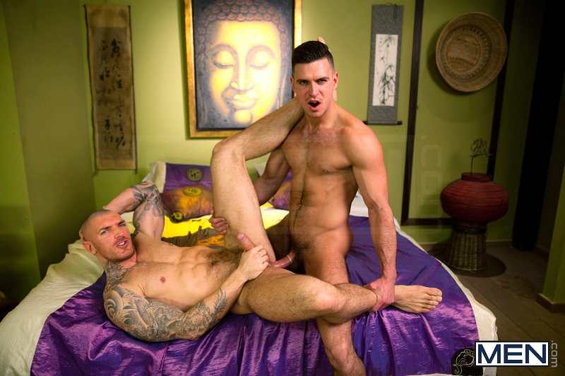 Porn Neighbor - Paddy O'Brian - Francesco D'Macho - UK - Photo #10
