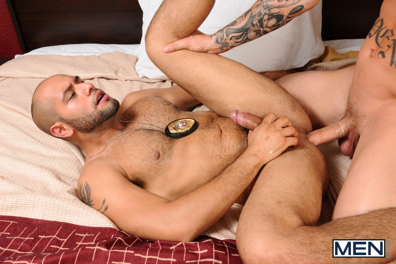 Stake Out 1 - Leo Forte - Sebastian Young - Str8 To Gay - Photo #13