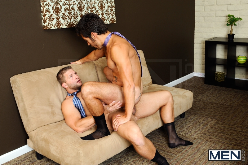 Role Reversal - Dale Cooper - Colby Jansen - The Gay Office - Photo #13