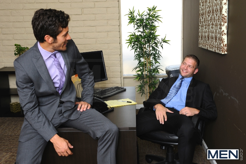 Role Reversal - Dale Cooper - Colby Jansen - The Gay Office - Photo #5