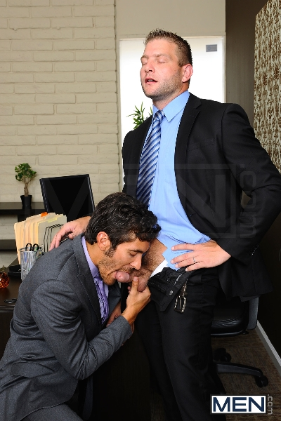Role Reversal - Dale Cooper - Colby Jansen - The Gay Office - Photo #6