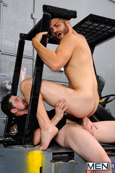 Security Breach - Tommy Defendi - Andrew Stark - Drill My Hole - Photo #13