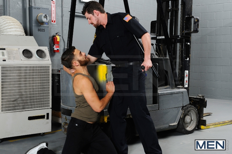 Security Breach - Tommy Defendi - Andrew Stark - Drill My Hole - Photo #6