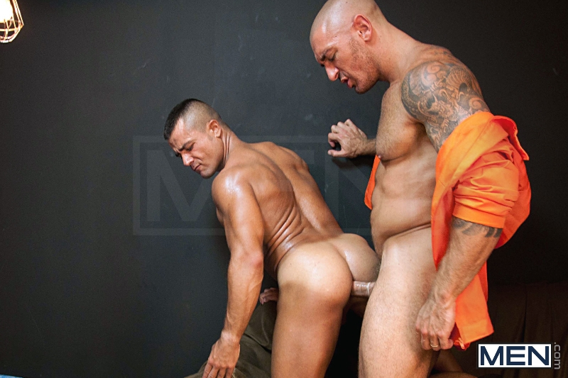 Community Service - David Dirdam - Francesco - D'Macho - Str8 To Gay - Photo #14