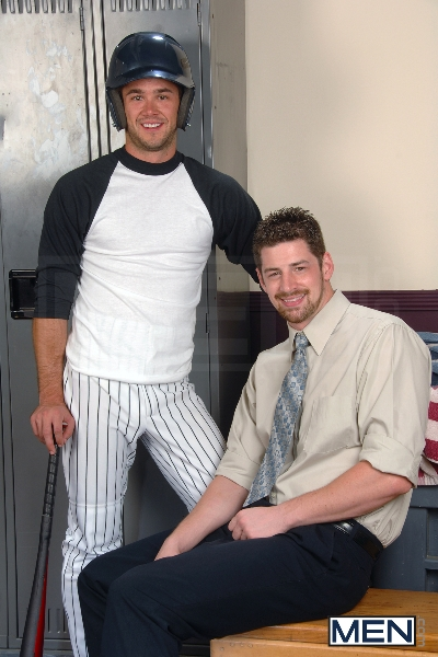 Major League - Andrew Stark - Mike De Marko - Big Dicks At School - Photo #1
