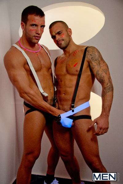 Masked - Damien Crosse - Donato Reyes - Drill My Hole - Photo #5
