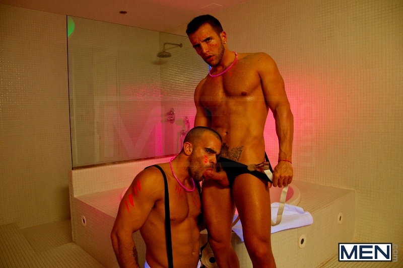 Masked - Damien Crosse - Donato Reyes - Drill My Hole - Photo #8