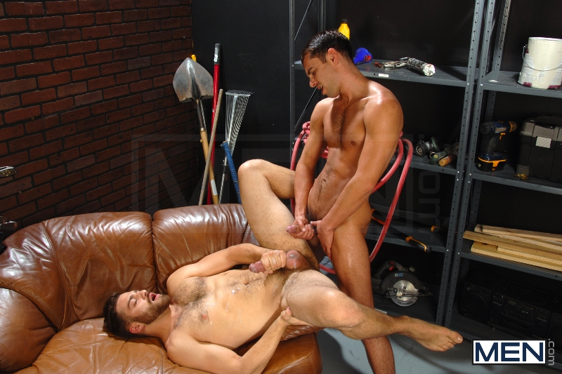 Flashcard Foreplay - Tommy Defendi - Donny Wright - Str8 To Gay - Photo #18