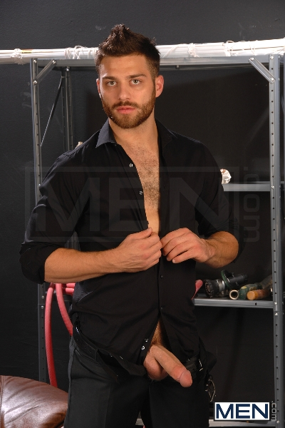 Flashcard Foreplay - Tommy Defendi - Donny Wright - Str8 To Gay - Photo #3