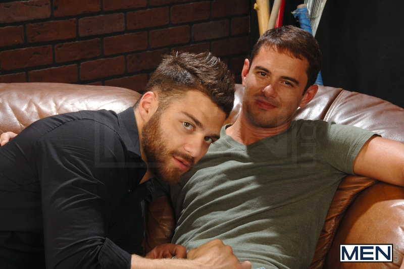 Flashcard Foreplay - Tommy Defendi - Donny Wright - Str8 To Gay - Photo #7