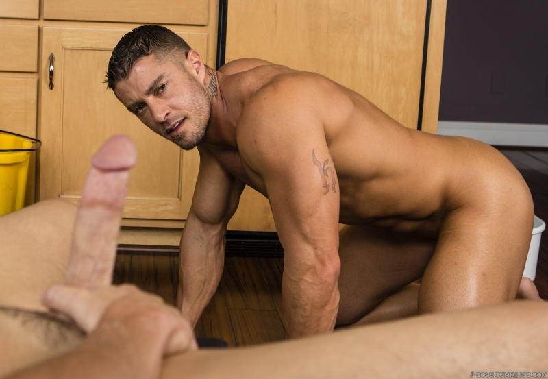 Servicing The Help - Cody Cummings - Johnny Torque - Photo #11
