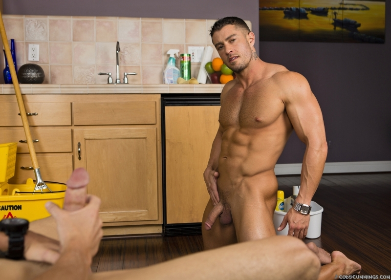 Servicing The Help - Cody Cummings - Johnny Torque - Photo #12