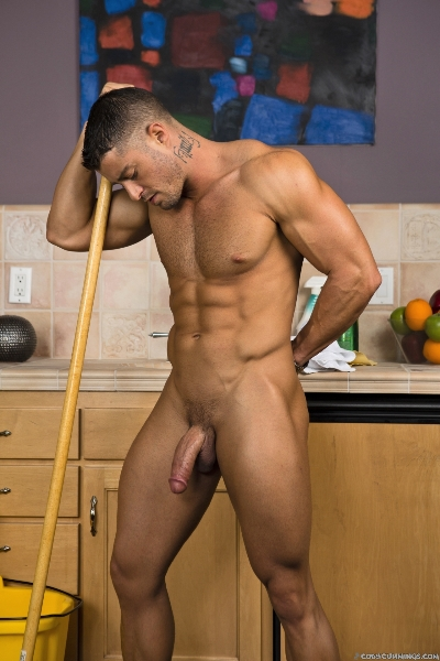 Servicing The Help - Cody Cummings - Johnny Torque - Photo #13