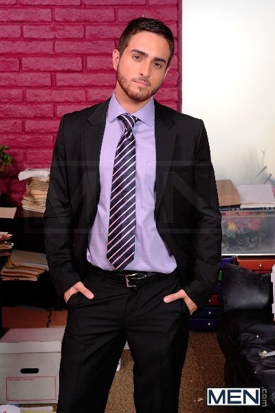 Law And Hoarder - John Magnum - Bryce Star - The Gay Office - Photo #1