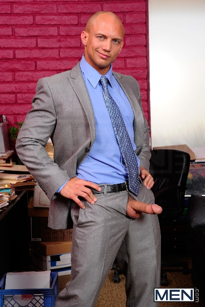 Law And Hoarder - John Magnum - Bryce Star - The Gay Office - Photo #2