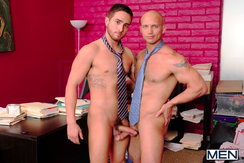 Law And Hoarder - John Magnum - Bryce Star - The Gay Office - Photo #3