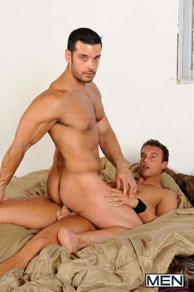 The Landscaper - Rocco Reed - Marcus Ruhl - Str8 To Gay - Photo #12