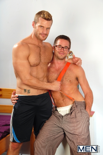 He's All That - Landon Conrad - Mike De Marko - Big Dicks At School - Photo #5