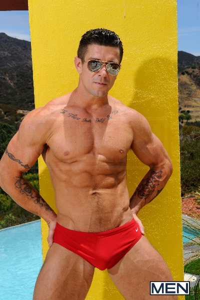 Pool Party - Philip Aubrey - Adam Killian - Jessie Colter - Trenton Ducati - Hans Berlin - Jizz Orgy - Photo #1