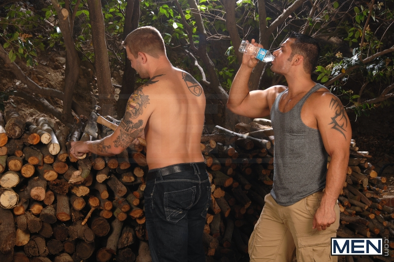 Wood - Colby Jansen - Marcus Ruhl - Drill My Hole - Photo #4