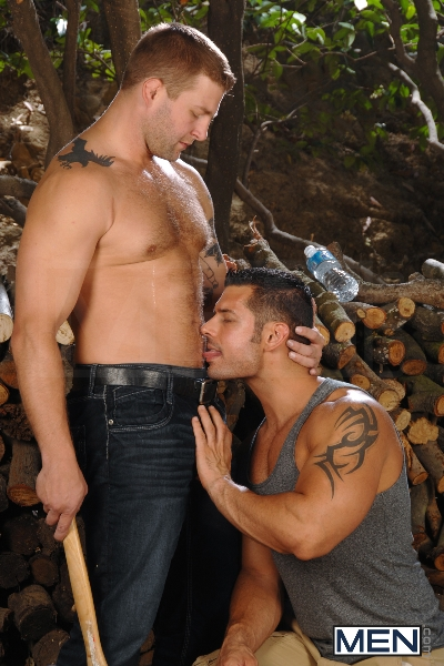 Wood - Colby Jansen - Marcus Ruhl - Drill My Hole - Photo #6