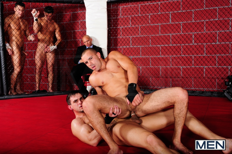The Ultimate Fucker - John Magnum - Phenix Saint - Chris Tyler - Robert Van Damme - Trenton Ducati - Jizz Orgy - Photo #14