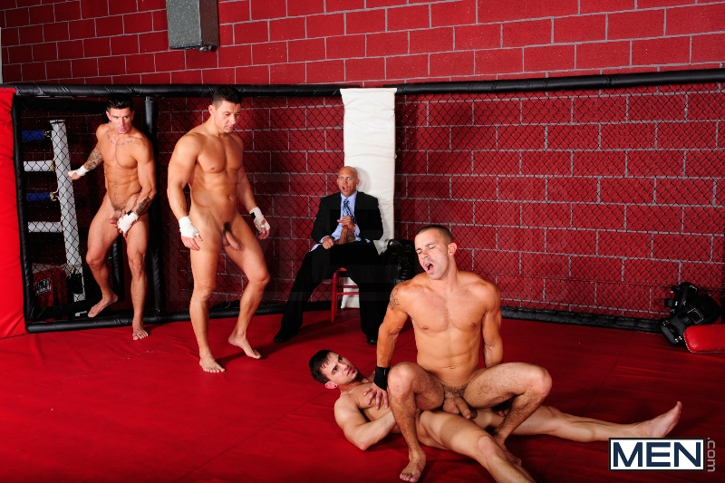 The Ultimate Fucker - John Magnum - Phenix Saint - Chris Tyler - Robert Van Damme - Trenton Ducati - Jizz Orgy - Photo #15