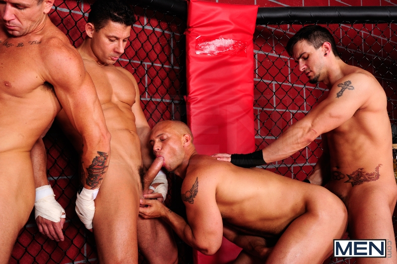 The Ultimate Fucker - John Magnum - Phenix Saint - Chris Tyler - Robert Van Damme - Trenton Ducati - Jizz Orgy - Photo #18