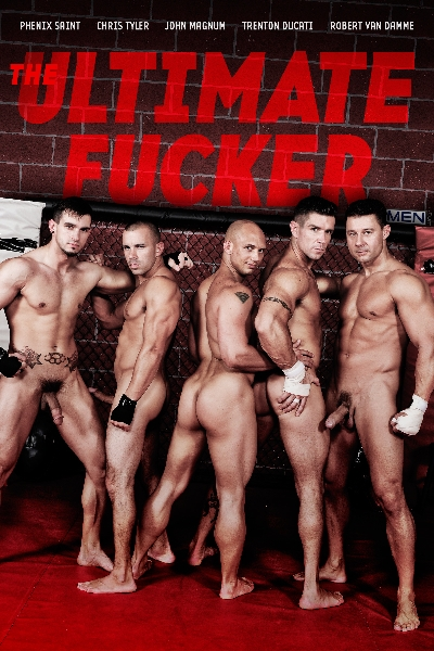 The Ultimate Fucker - John Magnum - Phenix Saint - Chris Tyler - Robert Van Damme - Trenton Ducati - Jizz Orgy - Photo #2