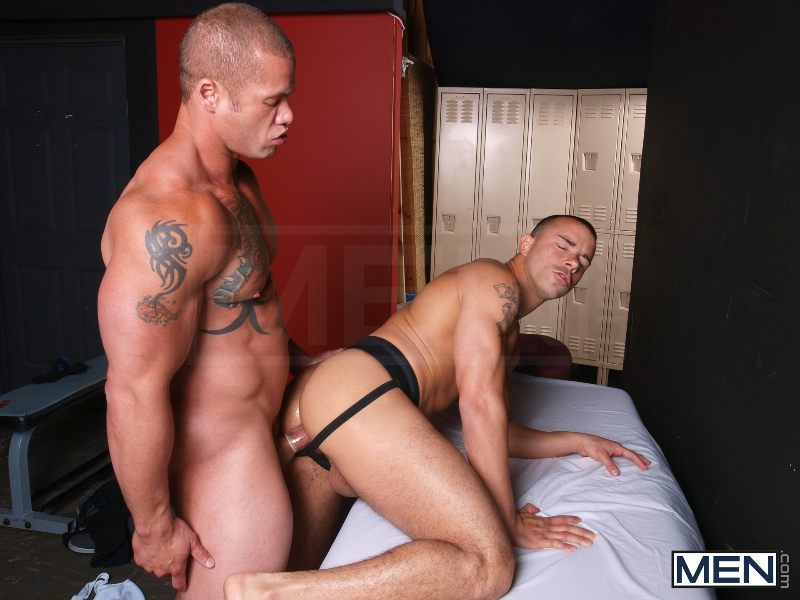 I'm Horny - Chris Tyler - Matthew Rush - Big Dicks At School - Photo #10