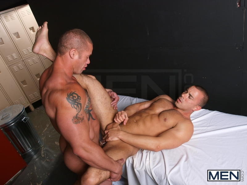 I'm Horny - Chris Tyler - Matthew Rush - Big Dicks At School - Photo #13