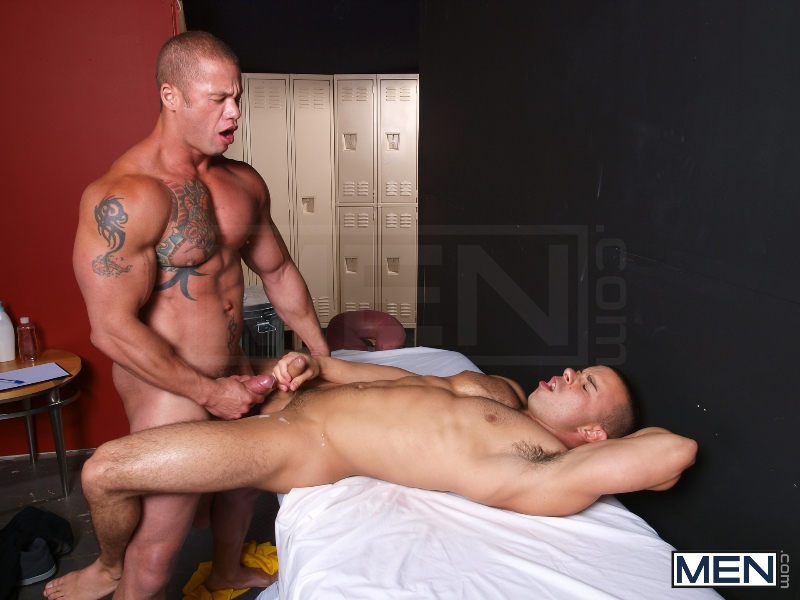 I'm Horny - Chris Tyler - Matthew Rush - Big Dicks At School - Photo #14