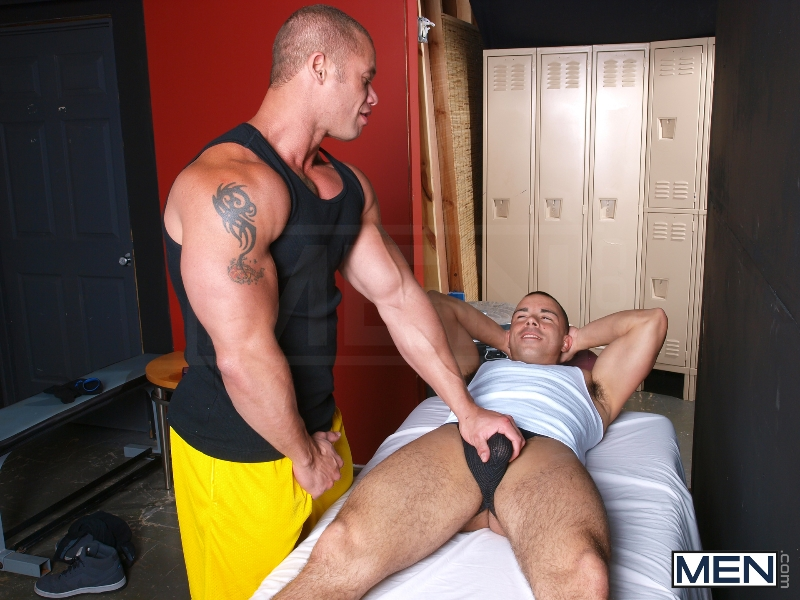 I'm Horny - Chris Tyler - Matthew Rush - Big Dicks At School - Photo #4